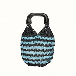 Bag_rafia_Crochet_with_handle_in_leather