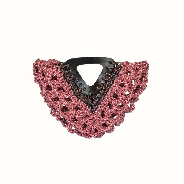 1_Small_bag_in_Lurex_thread_Crochet_with_leather_Gabriela_Vlad