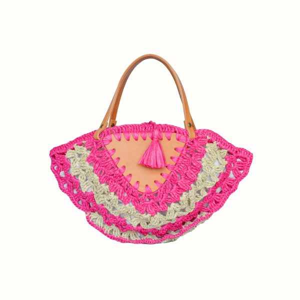 1_Small_bag_in_rafia_crochet_with_handle_in_leather_col_Natural_Gabriela_Vlad