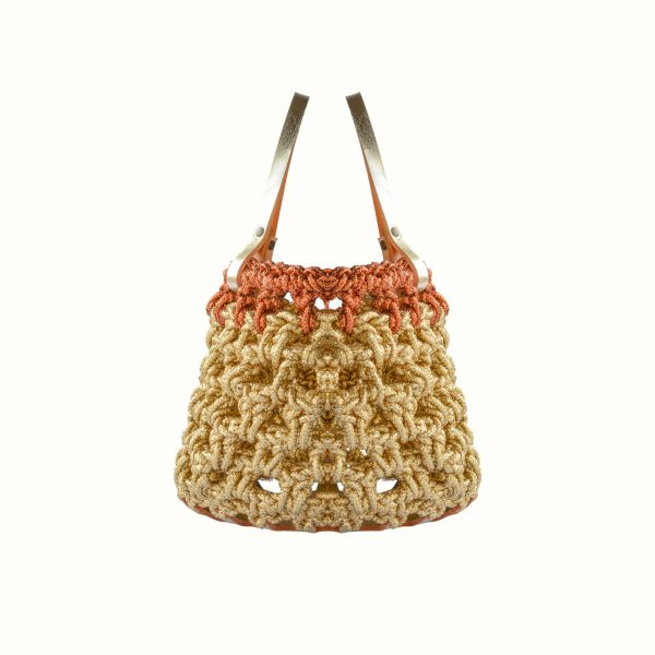 Small_basket_Lurex_thread_Crochet_with_handle_in_leather_bicolor_Natural_Gold